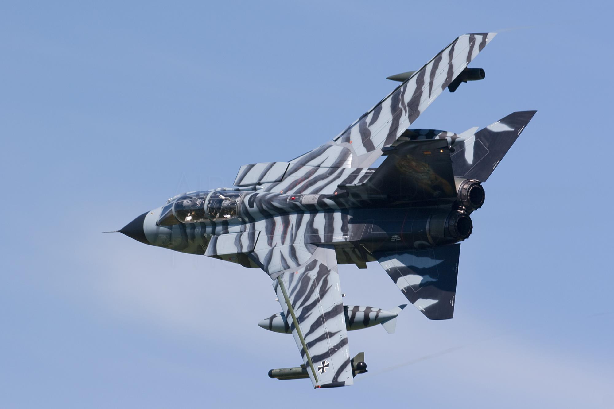 Airspotter.de 2008 Elite 321 Tigers Tornado ECR