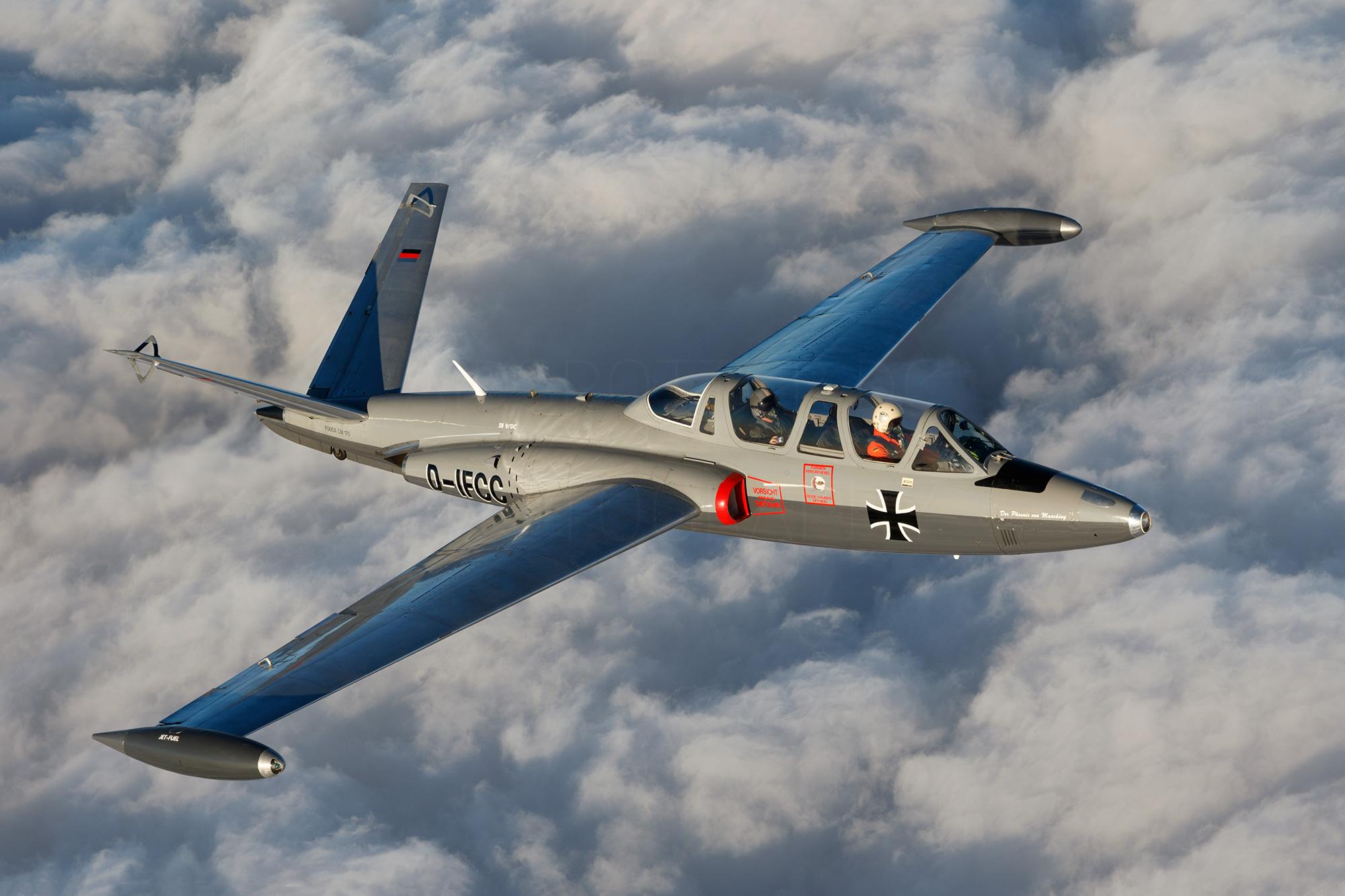 Airspotter.de 2016 Fouga CM-170 Magister